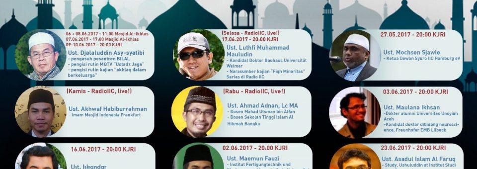 Kurma (Kuliah Ramadhan) 1438H