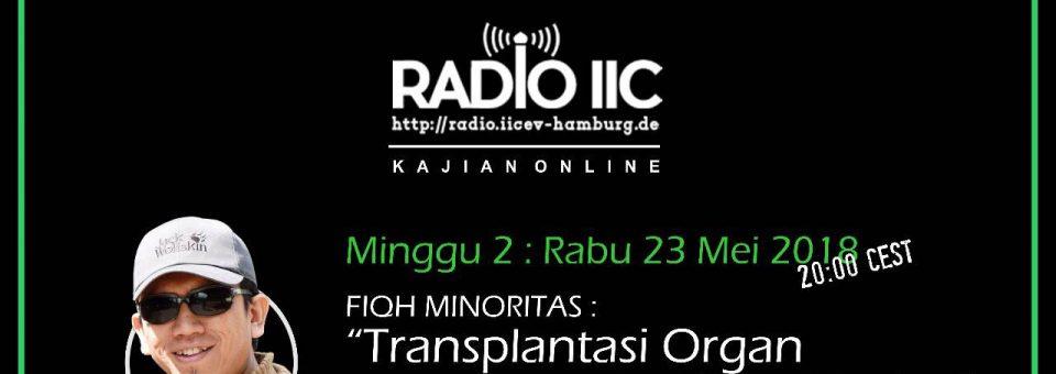 Fiqih Minoritas Series: Transplantasi Organ dari Non-Muslim